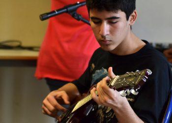 La Musique au lycée.
