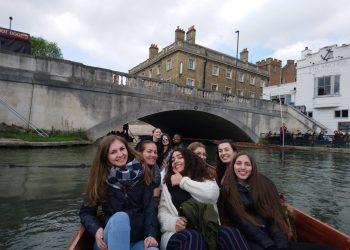 Les élèves du lycée Léon Blum en Angleterre